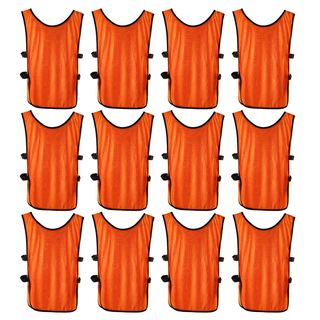 Adult Outdoor Sports Soccer Bib Basketball Training Group Team Vest pc