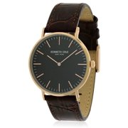 Leather Mens Watch KC50507003