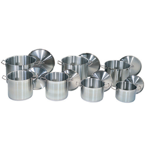 Update International Stainless Steel Stock Pot