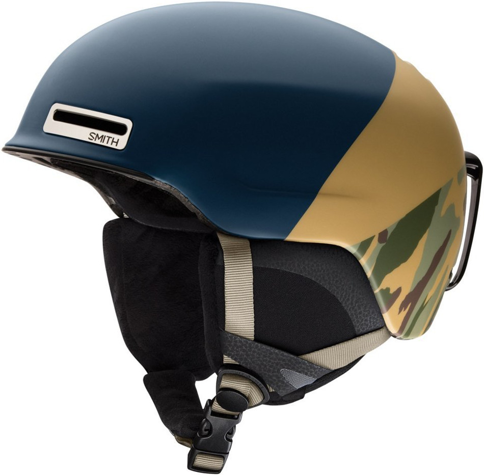 Smith Optics Maze Ski Snow Helmet (Matte Navy Camo Medium) by Smith Optics
