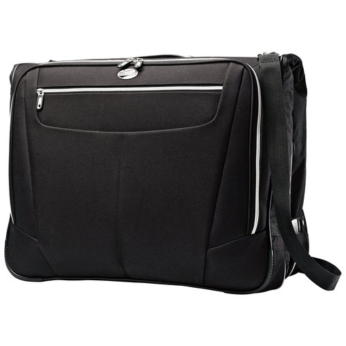 American Tourister Atmosphera Black Ultravalet Garment Bag