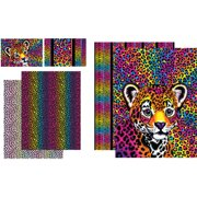 Lisa Frank Wildside Bedding Set Comes With Sheets And Comforter