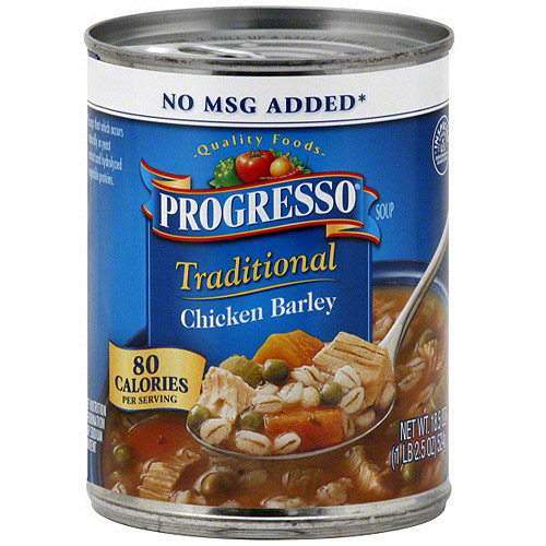 ***Discontinued by Kehe 09_01***Progresso Chicken Barley Soup, 18.5 oz (Pack of 12)