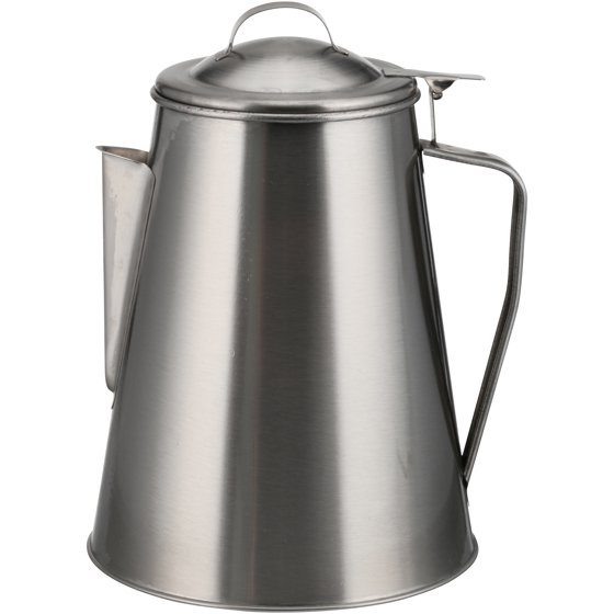 Ozark Trail Stainless Steel 8 Cup Coffee Pot