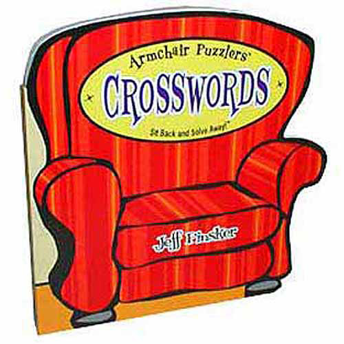 Armchair Puzzlers Book: Crosswords