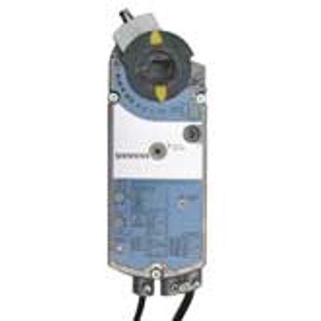 Siemens GCA1211U Damper Actuator Rotary Electric Spring Return 142 lb/in