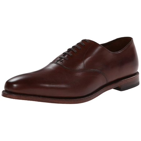 - Allen Edmonds Men's Carlyle Oxford, Chili, Size 14.0