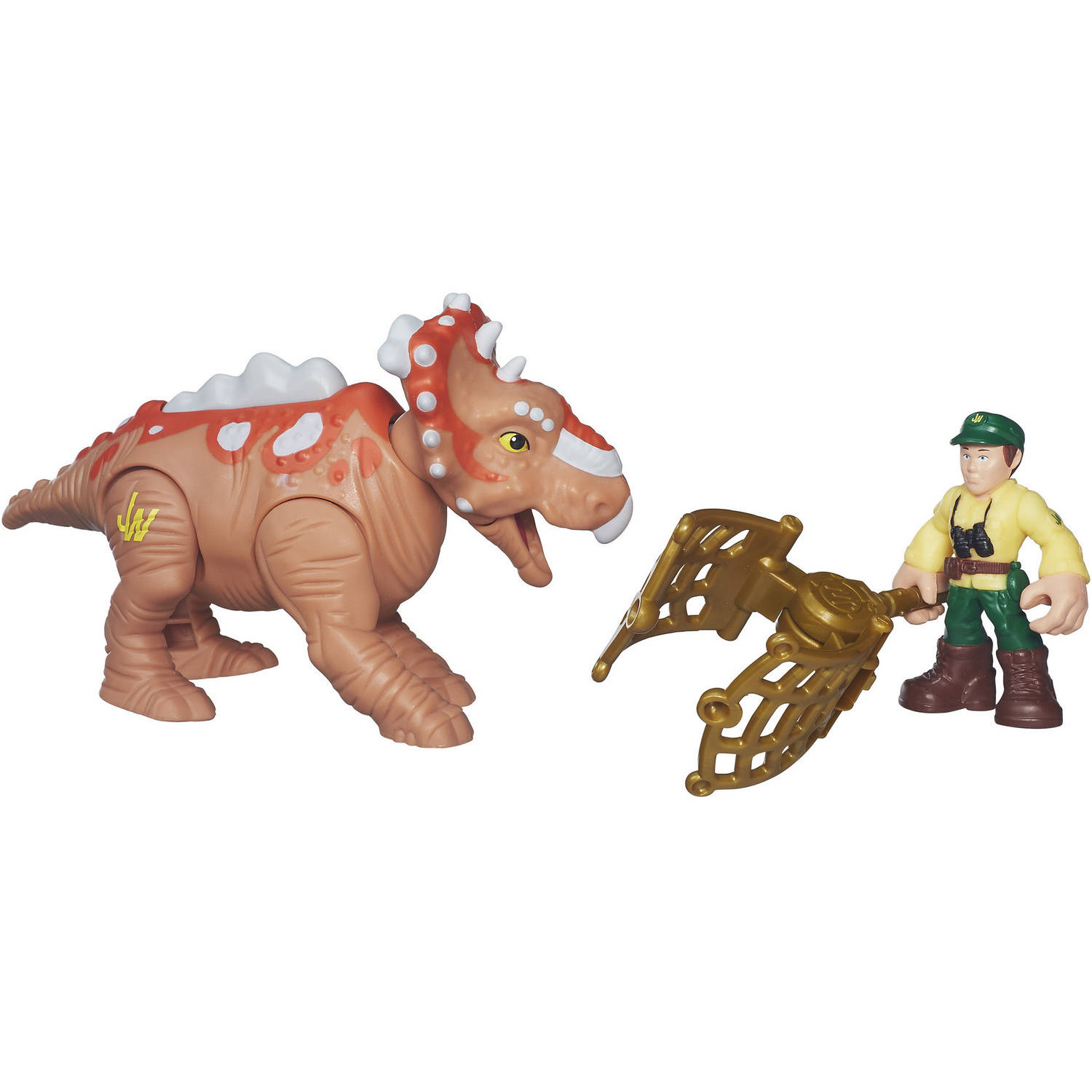 Playskool Heroes Jurassic World Pachyrhinosaurus by Jurassic World