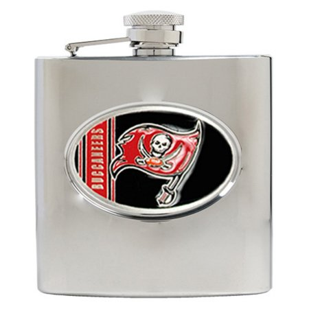 Great American NFL 6 oz. Hip Flask - Great American Products Hip Flask
