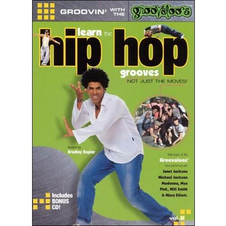 Groovin' With The Groovaloos: Learn The Hip-Hop Moves, Vol. 2 (DVD +