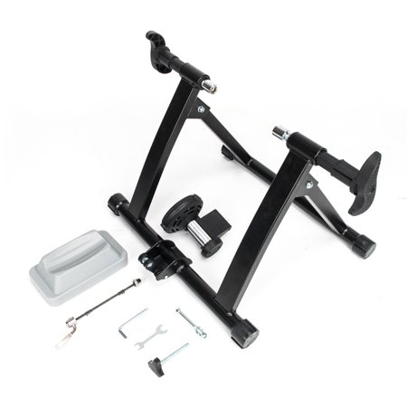 UBesGoo Bicycle Trainer Stationary Bike Cycle Stand Indoor Exercise Training Sporting
