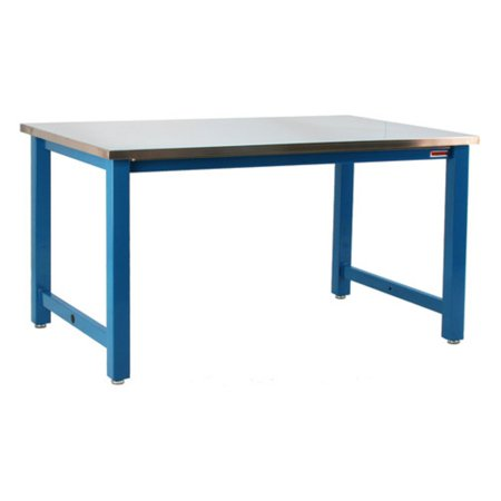 Bench Pro Kennedy 6600 Lb Workbench With Stainless Steel Top