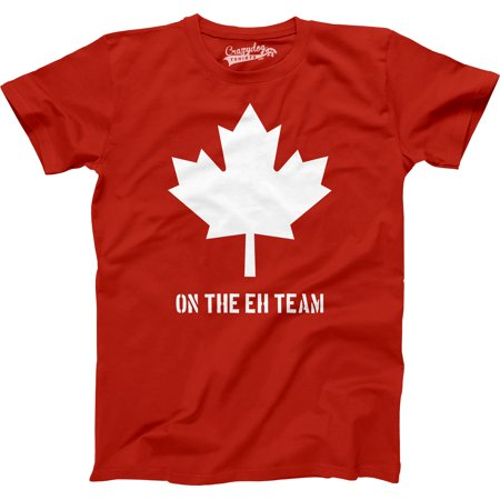 crazy dog tshirts youth eh team canada t shirt funny