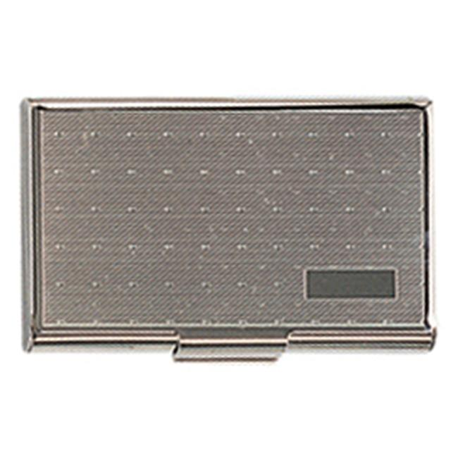 Simran BC-11-G Ajmer Gold Finished Business Card Case