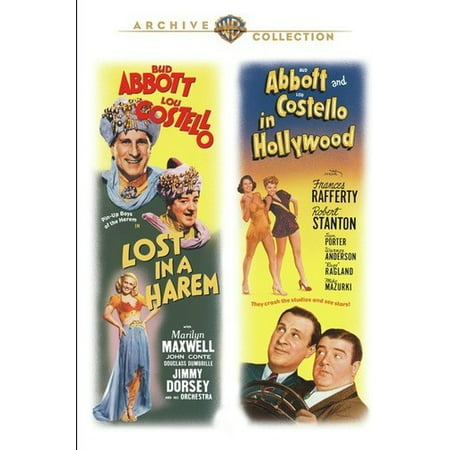 Lost in a Harem / Abbott and Costello in Hollywood (Best Feet In Hollywood)