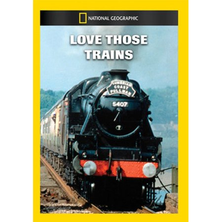Halloween History National Geographic Channel (National Geographic: Love Those Trains)