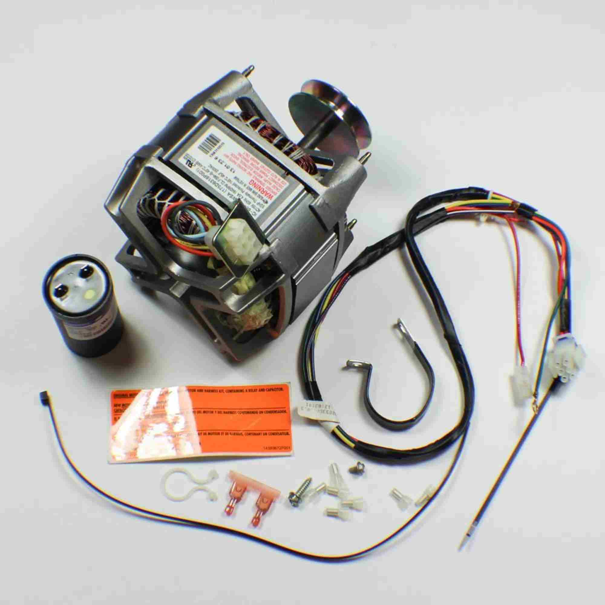WH49X10029 Genuine OEM For GE Kit- 1 Spd Washer Motor