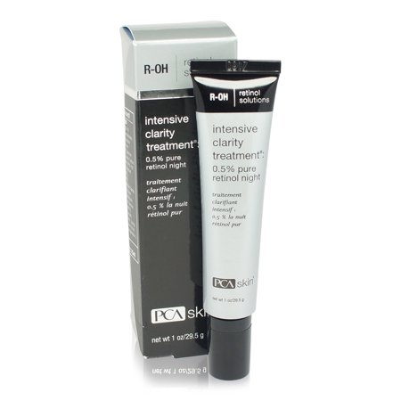 PCA Skin Intensive Clarity Treatment 0.5% Pure Night, 1 Oz