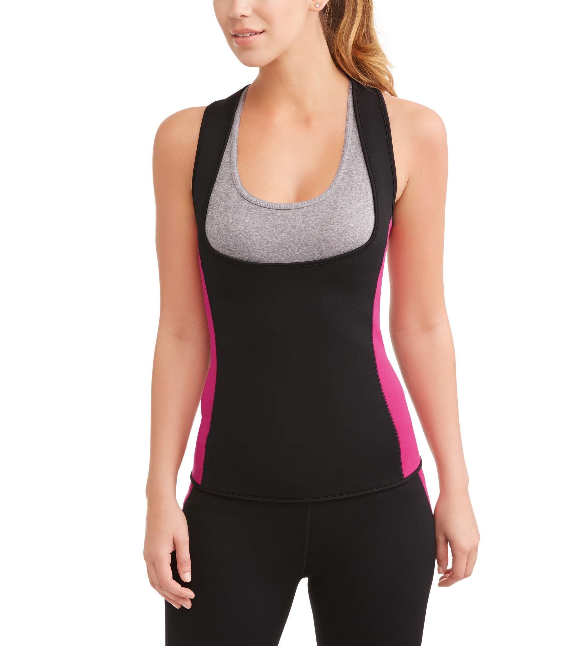 Women's Slimming Neoprene Activewear Tank by Generic