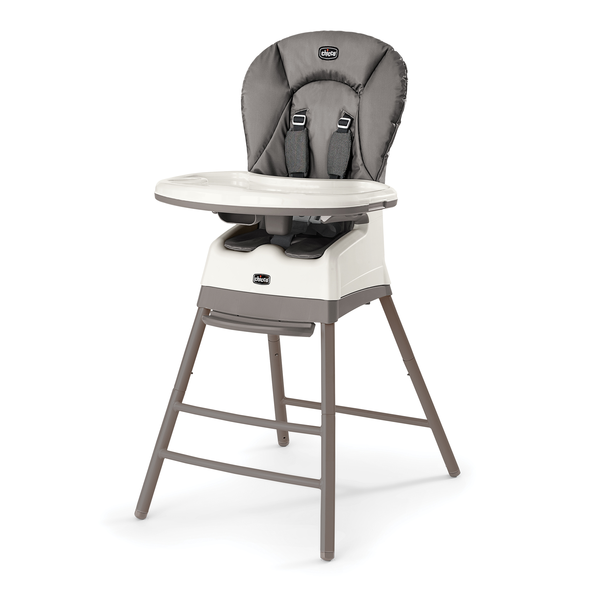 Chicco Stack 3-in-1 High Chair, Dune