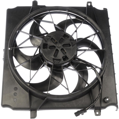 Dorman 620-053 Radiator Fan Assembly, Left