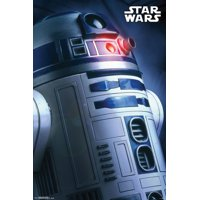 """Trends International Star Wars R2-D2 Profile Collector's Edition Wall Poster 24"""" x 36"""""""
