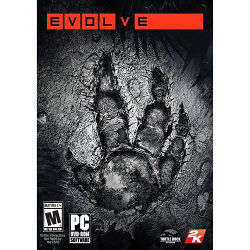 Evolve, 2K, PC, 710425413766