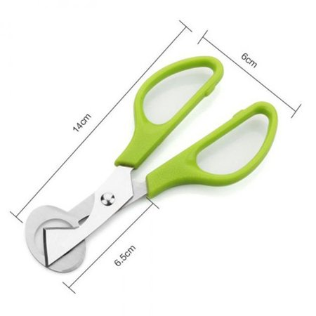 Practical Design Household Kitchen Stainless Steel Quail Egg Shells Scissors - image 5 of 8
