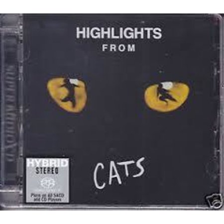 Andrew Lloyd Webber - Highlights From Cats (1981 O.L.C.) [SACD]](Halloween Soundtrack 1981)