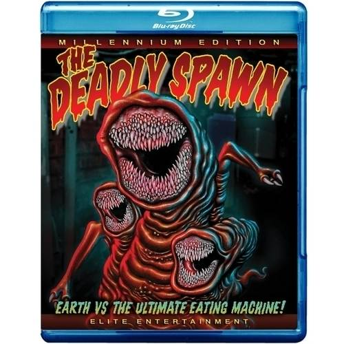 The Deadly Spawn (Millennium Edition) (Blu-ray)