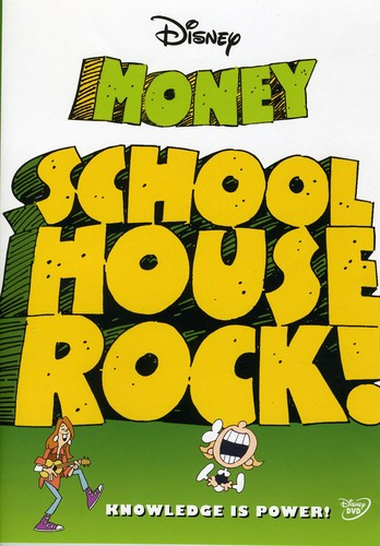Schoolhouse Rock: Money (DVD) by Allied Vaughn