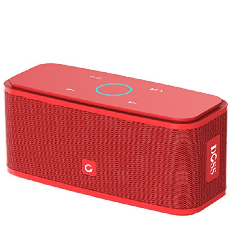 B... DOSS Touch Wireless Bluetooth V4.0 Portable Speaker with HD Sound and Bass