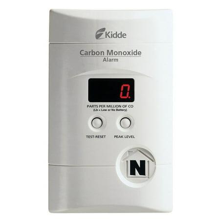 Kidde 900-0076-01 Ac Powered, Plug-in Carbon Monoxide Alarm