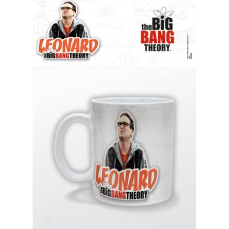 The Big Bang Theory - Ceramic Coffee Mug / Cup (Leonard) ()