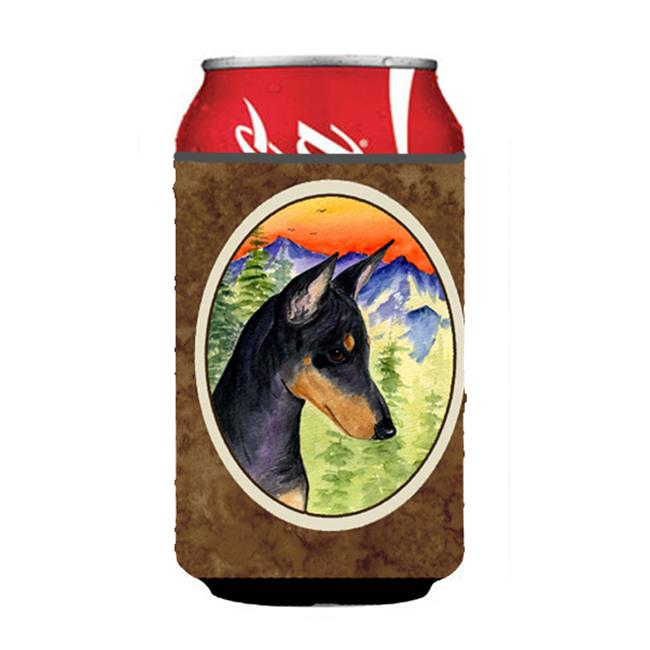 Carolines Treasures SS8425CC Manchester Terrier Can or bottle sleeve Hugger - image 1 of 1