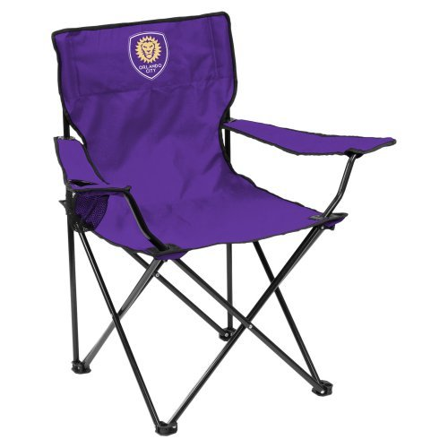 Logo Chair Orlando City SC Quad Chair
