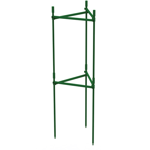 "Emsco Group 2325-1 Crop Prop Triangle 36"" High Trellis, Snap Together Support Kit by EMSCO Group"