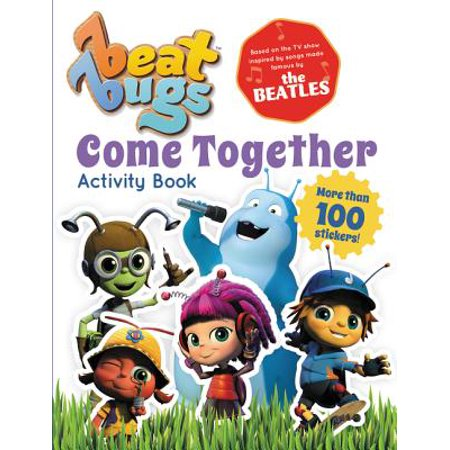 Letter C Halloween Activities (Beat Bugs: Come Together Activity)
