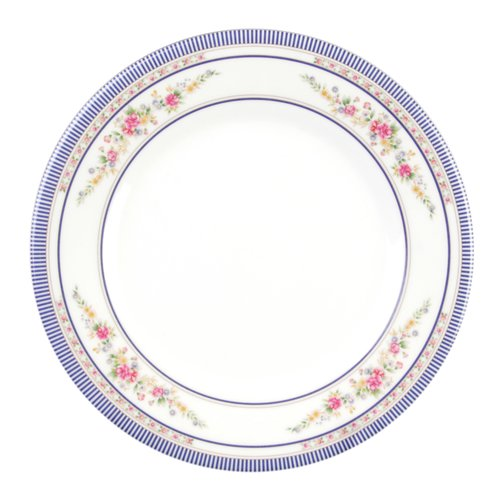 Ophelia & Co. Rina Melamine Round 7.88'' Appetizer Plate (Set of 12) by