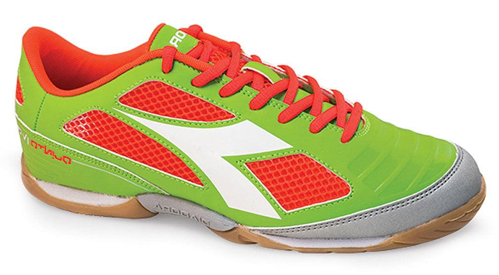 Diadora Men's Quinto IV ID Green Running Sneakers 5 M