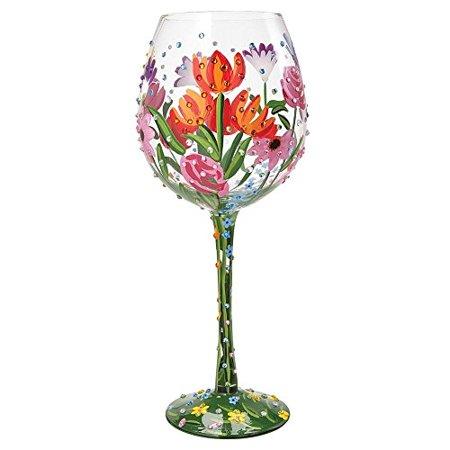 Lolita Glassware Spring Bling Wine Glass (4054100), 10