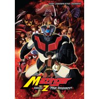 Mazinger Edition Z: Impact (DVD)