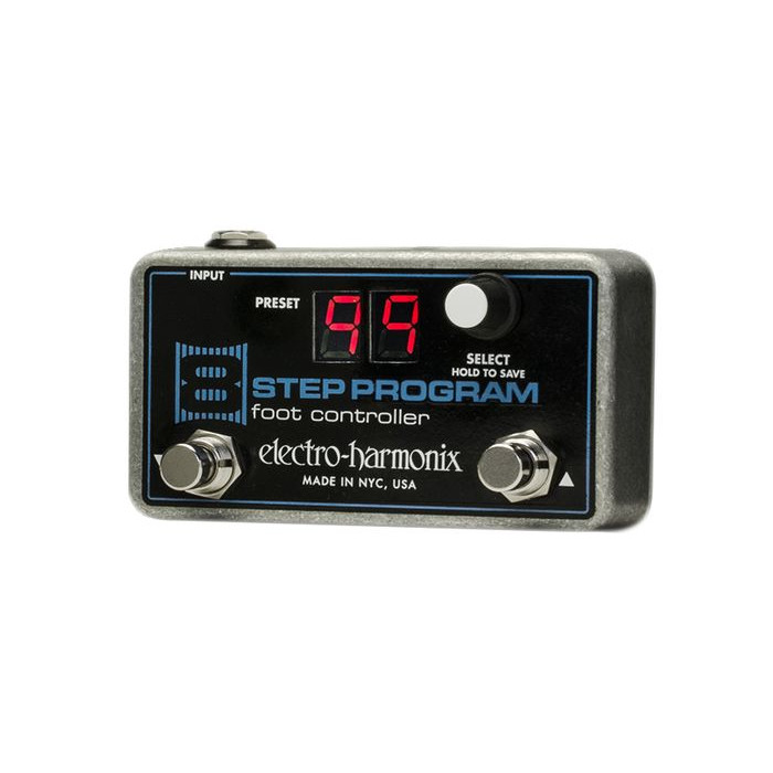 Electro-Harmonix 8-Step Program Foot Controller