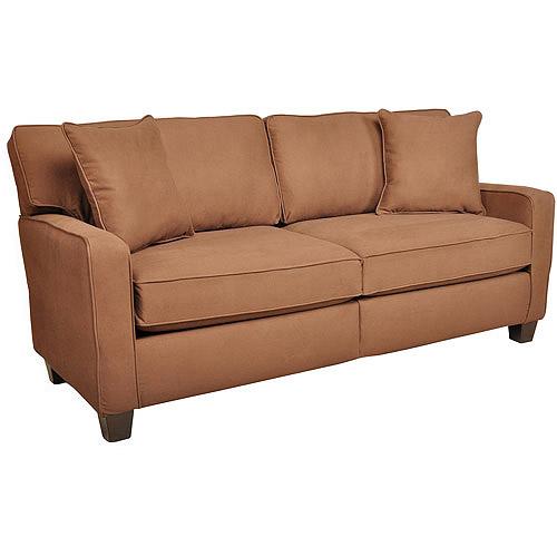 Better Homes and Gardens Sheldon Sofa, Chocolate