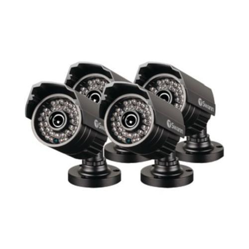 Swann SWANN SWPRO-535PK4-US 650TVL Multi-Purpose 4 Pack Security Cameras SCUS...