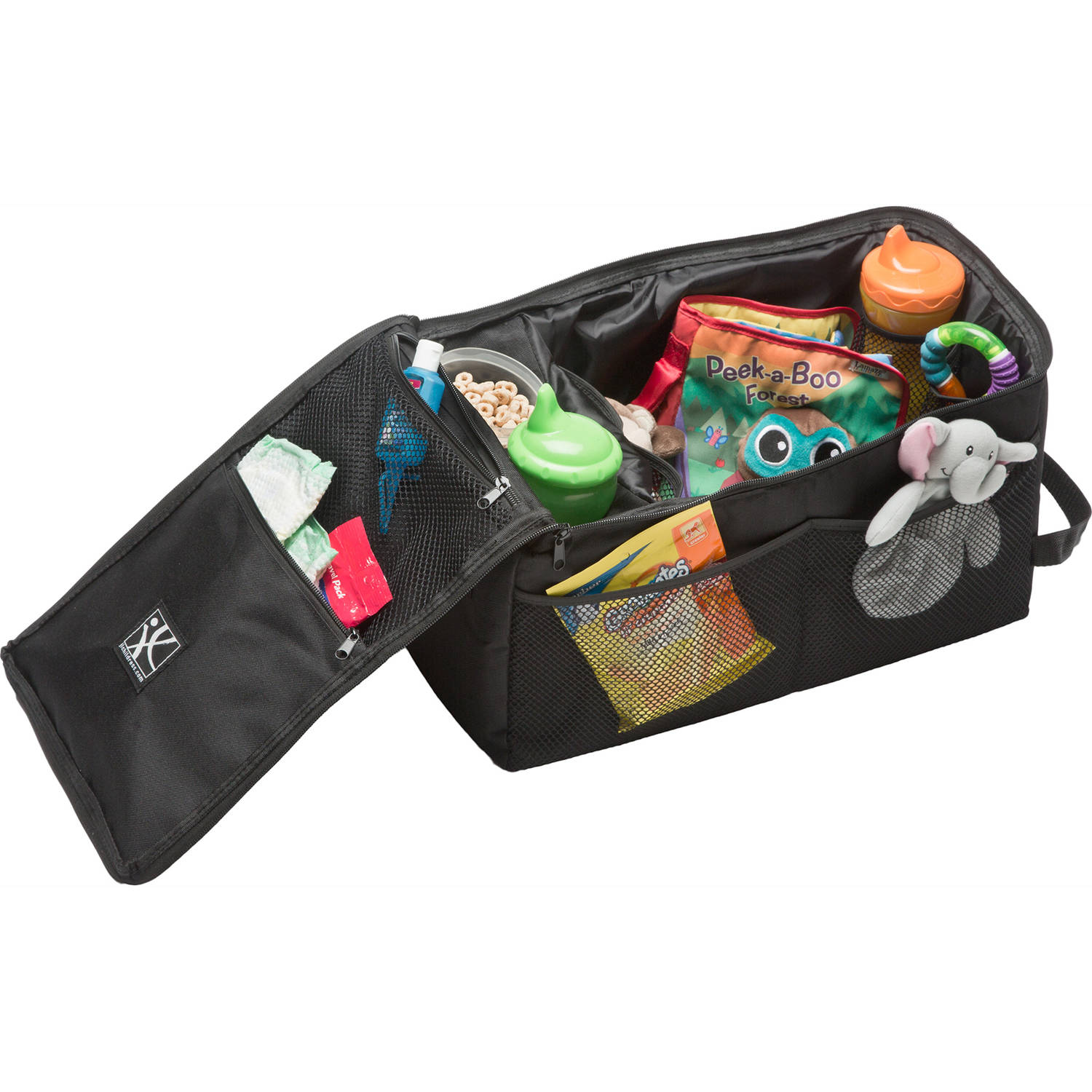 J.L. Childress Backseat Butler Car Backseat and Trunk Organizer