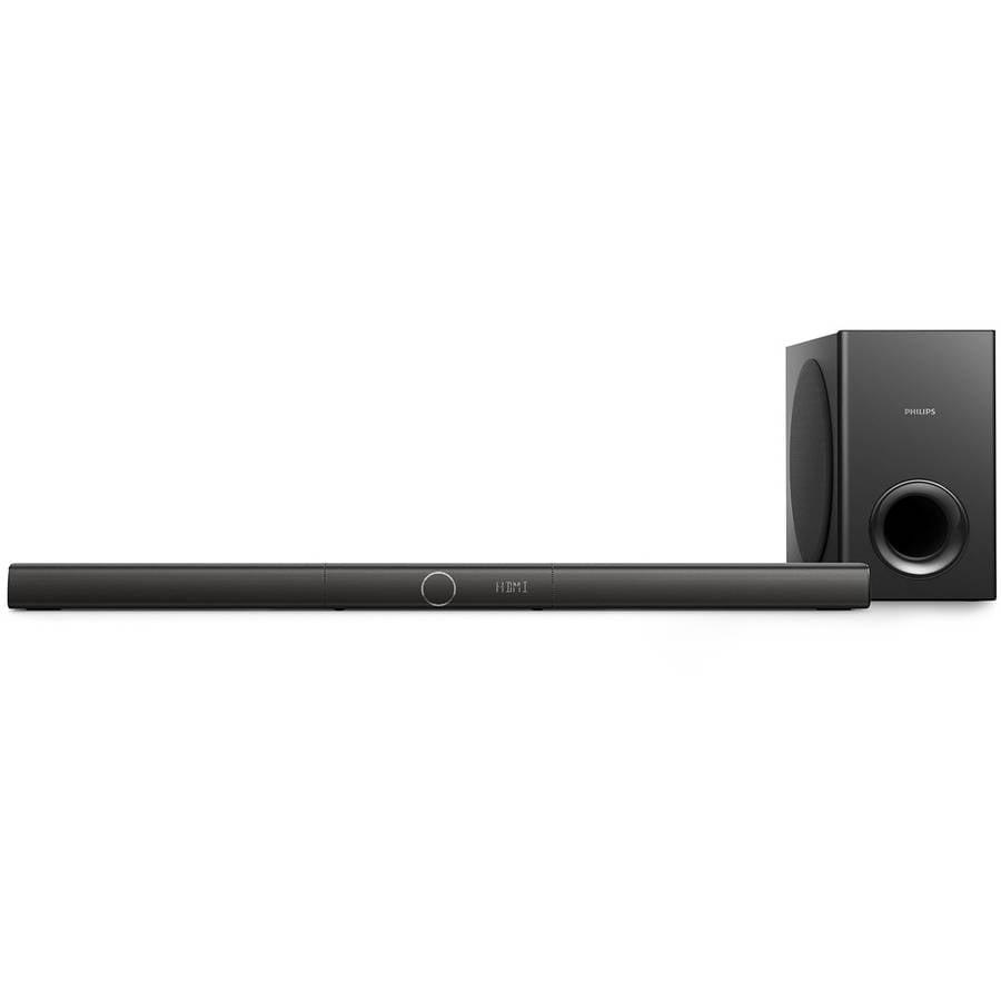Philips HTL3170B 280-Watt 3.1-Channel Soundbar Speaker with Bluetooth and Wireless Sub by Philips