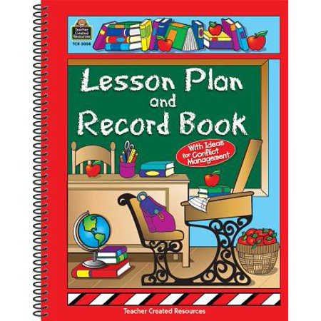 Lesson Plan and Record Book - Halloween Lesson Plans Kindergarten