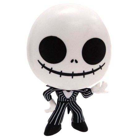 Funko Nightmare Before Christmas 25th Anniversary  Jack Skellington Mystery Minifigure [No Packaging]