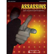 Stephen Sondheim - Assassins : Vocal Selections